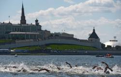 Водные виды спорта.ЧМ-2015. Сборная России в плавании на открытой воде осталась без наград
