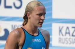 Водные виды спорта. ЧМ-2015. Шведка Сара Сьострем установила мировой рекорд