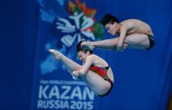Водные виды спорта. Чем запомнится чемпионат мира в Казани?