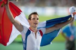 Легкая атлетика. Француз Рено Лавиллени обыграл чемпиона мира Шоуна Барбера из Канады