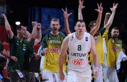 Баскетбол. Гениальная игра Йонаса Мачюлиса вывела Литву в четвертьфинал ЧЕ-2015