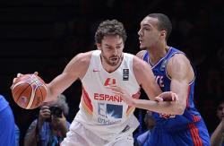 Баскетбол. Газоль не пустил французов в финал домашнего чемпионата Европы