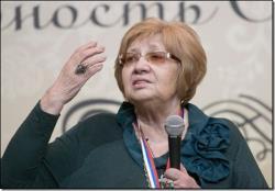 ММК `Импрессум` приглашает на встречу с российской писательницей Ларисой Васильевой