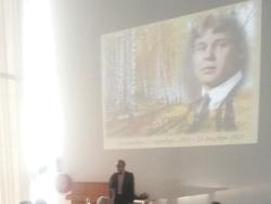 В летней столице Эстонии городе Пярну отметили 120-летие со дня рождения Сергея Есенина
