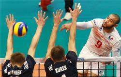 Волейбол. ЧЕ-2015. Мужская сборная Франции впервые выиграла `золото` первенства Европы