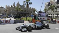 Формула-1. Пилот `Мерседеса` Нико Росберг выиграл четвертый поул подряд