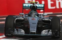 Формула-1. Пилоты `Мерседеса` сделали 10-й победный дубль, выиграв `Гран-при Мексики`