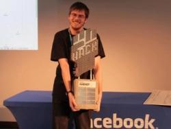 И второй международный конкурс Facebook Hacker Cup выиграл россиянин