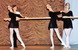 Театр танца `Рада` приглашает всех желающих в `Линдакиви` на балет-сказку `Щелкунчик`