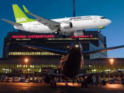 Эксперты: Аэропорт Шереметьево и авиакомпания Air Baltic в числе самых пунктуальных в мире