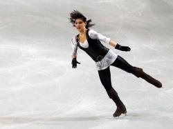 Фигурное катание. Алёна Леонова стала второй в женском одиночном разряде, Глебова - 13-я
