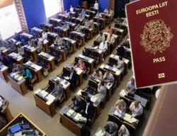 Vikerradio: Облегчение процедуры получения гражданства Эстонии не устроило коалицию
