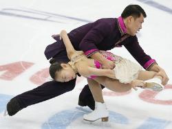 Фигурное катание. ЧМ-2016. После короткой программы среди спортивных пар лидируют китайцы