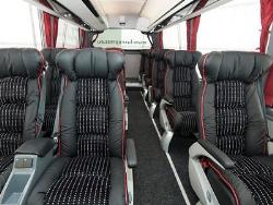 Lux Express будет обслуживать линию Таллин-Тарту более комфортными автобусами