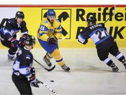 Хоккей. ЧМ-2016. Сборная Эстонии в третьем туре первого дивизиона проиграла 1:7 Украине