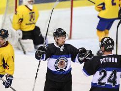 Хоккей. ЧМ-2016. Сборная Эстонии сохранила место в подгруппе В первого дивизиона