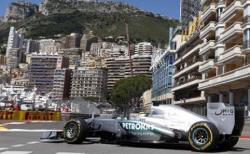 Формула-1. Немец Нико Росберг выиграл четвертый `Гран-при` в сезоне из четырех