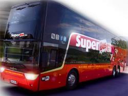 Кампания Superbus открыла продажу билетов на маршруте между столицами Эстонии и Латвии