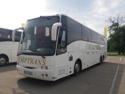 Автобус Таллин-Минск компании Temptrans будет делать остановку в латвийском Даугавпилсе