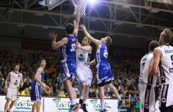Баскетбол. Таллинский `Калев/Крамо` в восьмой раз стал чемпионом Эстонии