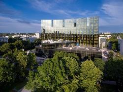 В Таллине начал работу первый в Прибалтике отель международной сети Hilton