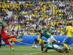 Футбол. ЧЕ-2016. Сборные Ирландии и Швеции завершили встречу справедливой ничьей