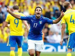 Футбол. ЧЕ-2016. Итальянцы на последних минутах вырвали победу в матче со Швецией