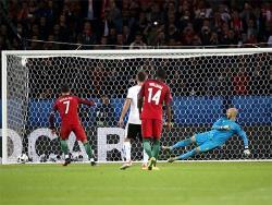 Футбол. ЧЕ-2016. Португалия и Австрия сыграли вничью 0:0, Роналду не реализовал пенальти