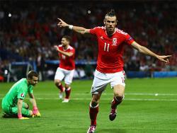 Футбол. ЧЕ-2016. Уэльс разгромил Россию и занял первое место в группе В, Англия - вторая