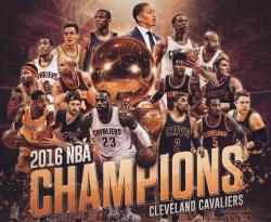НБА-2015/2016. `Кливленд Кавальерс` впервые в истории стал чемпионом НБА!