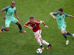 Футбол. ЧЕ-2016. Венгрия и Португалия сыграли самый результативный матч чемпионата - 3:3