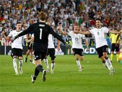 Футбол. ЧЕ-2016. Сборная Германии вышла в полуфинал, одолев по пенальти Италию