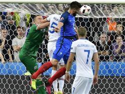 Футбол. ЧЕ-2016. Сборная Франции вышла в полуфинал, закончив разгромом `исландскую сказку`