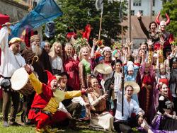 C 7 по 10 июля 2016 года в столице Эстонии в 16-й раз пройдут Дни средневековья