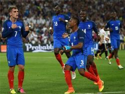 Футбол. ЧЕ-2016. Франция в финале, дубль Гризманна отправляет сборную Германии домой
