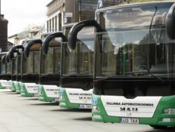 В следующем году столичный транспортный парк пополнят 20 новых гибридных автобусов Volvo