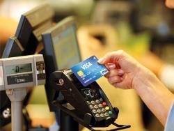 Viipekaart (бесконтактная карта) - новое слово в эстонском  банковском секторе и языке