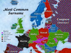 Лингвист из Чехии отметил фамилию Иванов, как самую часто встречающуюся в Эстонии
