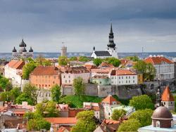 RoomGuru: Таллин попал в тройку самых популярных у российских туристов городов зарубежья