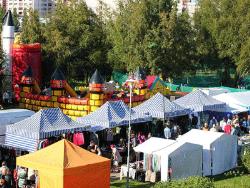 С 10 по 11 сентября в городе Маарду в 15-й раз пройдёт ярмарка «Осенняя карусель»