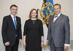 Реформистка Марис Лаури вступила в должность главы Министерства образования Эстонии