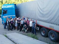 НКО «Добросвет» продолжит деятельность по отправке гуманитарной помощи жителям Донбасса