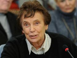 ММК `Импрессум` пригласил в Таллин легенду спорта и журналистики России Анну Дмитриеву
