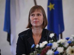 Выборы президента Эстонии-2016: В Рийгикогу готовы поддержать кандидатуру Керсти Кальюлайд