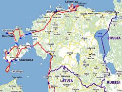 На паромных переправах между материком и островами Сааремаа и Хийумаа новый оператор
