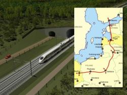 Стоимость железнодорожной магистрали «Rail Baltica» доросла до 5 миллиардов евро