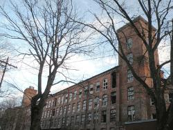 «Балтиквуд»: На территории бывшей текстильной фабрики появится крупный студийный комплекс