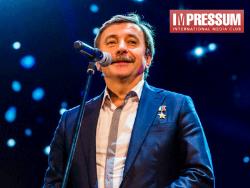 Медиаклуб `Импрессум` пригласил в Таллин российского космонавта Александра Лазуткина