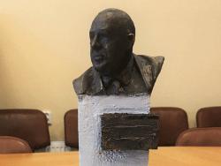 Лучшим эскизом для памятника Георгию Быстрову признана работа Александра Литвинова