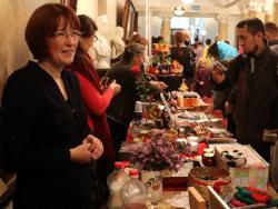 В Русском культурном центре во второй раз прошла Покровская благотворительная ярмарка